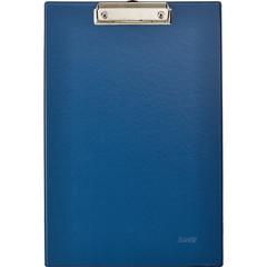 Папка-планшет Bantex A4 картонная синяя без крышки