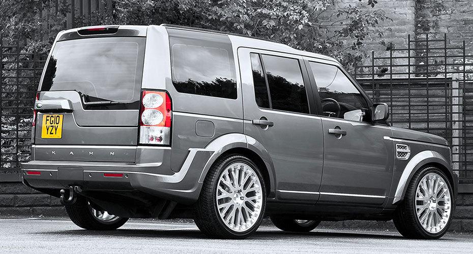 Обвес Kahn Design для Land Rover Discovery 4 Копия