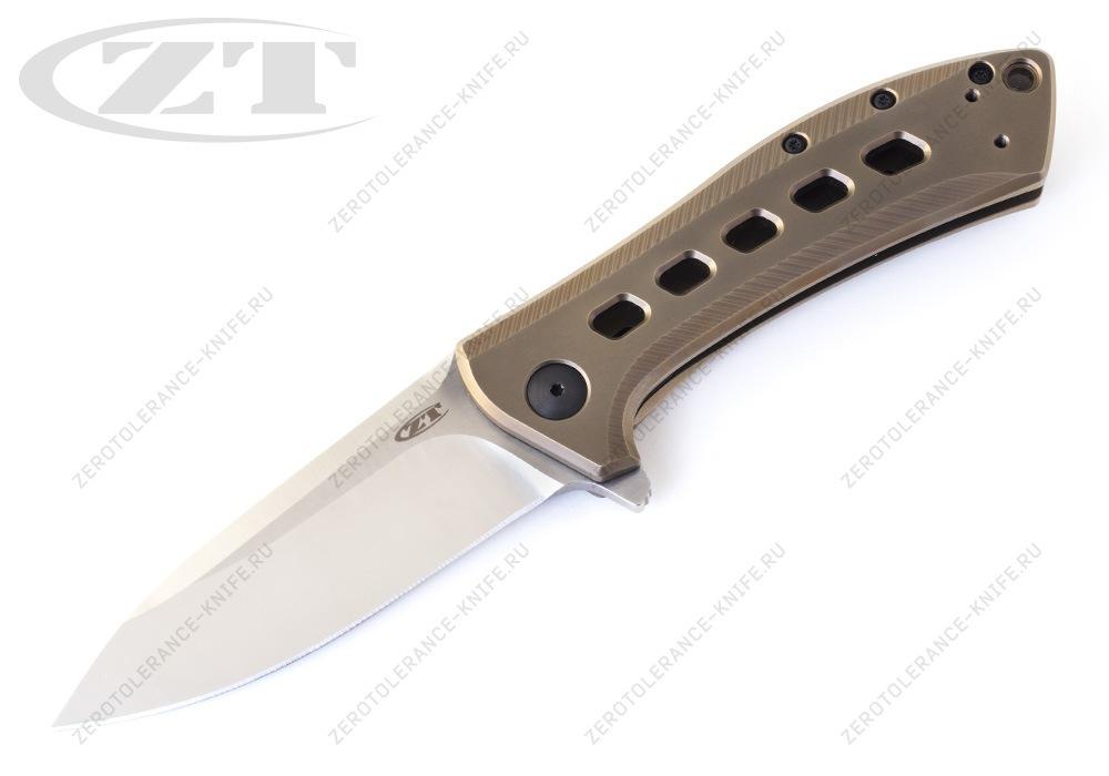 Нож Zero Tolerance 0801BRZ Rexford