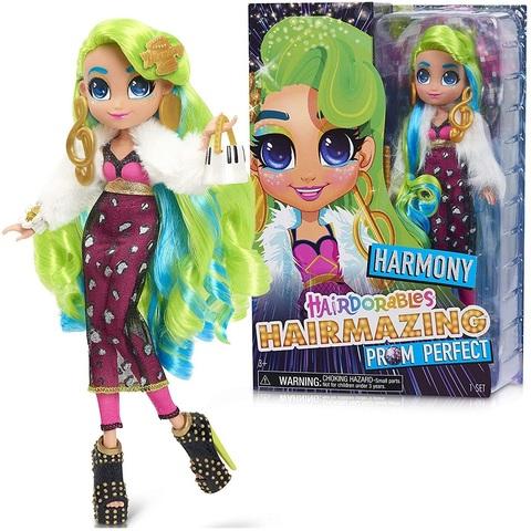 Hairdorables Hairmazing Гармония Идеальный Выпускной