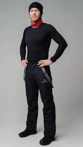 Горнолыжные брюки Nordski Extreme black мужские