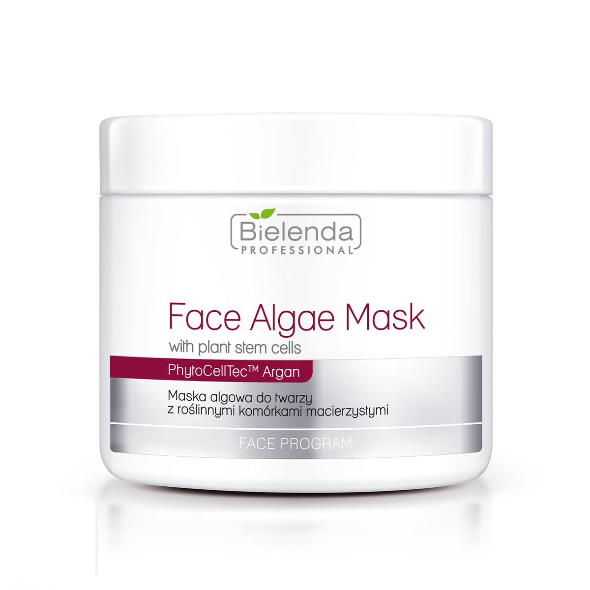 PHYTOCELLTEC ™ ARGAN Альгинатная маска для лица с растительными стволовыми клетками, 190 г.