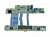 Модуль (плата индикации LED) для холодильника  Indesit (Индезит) - 256529, 144511, 143092