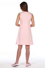 Мамаландия. Сорочка для беременных и кормящих с кнопками, розовый вид 2