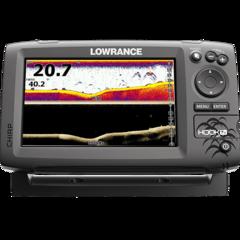 Эхолот Lowrance Hook-7 Mid/High/DownScan