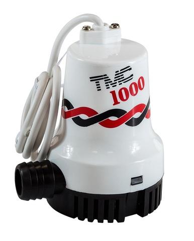 Помпа осушительная 1000 GPH, 24 В