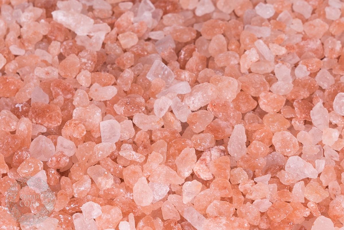 Гималайская соль в кристаллах, пищевая, Пакистан