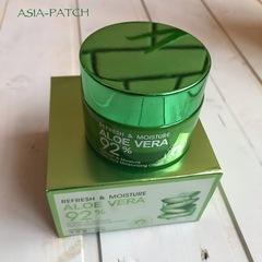 Увлажняющий крем-гель для лица и шеи  Bioaqua Aloe Vera, 50гр