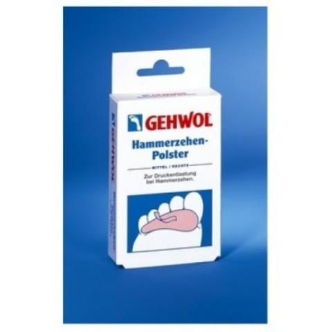Gehwol (Геволь) - Супинаторы Гель-полимер: Гель-вкладыш под пальцы (Hammerzehen-Polster), 2шт