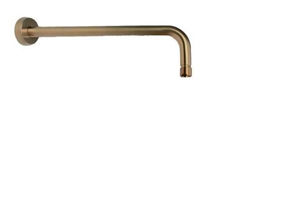 Горизонтальный встроенный кронштейн для душа BRAZOS B350OC золотой