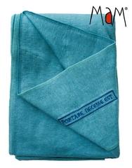 Слинг трикотажный MaM ECO One, до 18 кг, цвет 'Голубой' (конопля 55%, органический хлопок 45%)