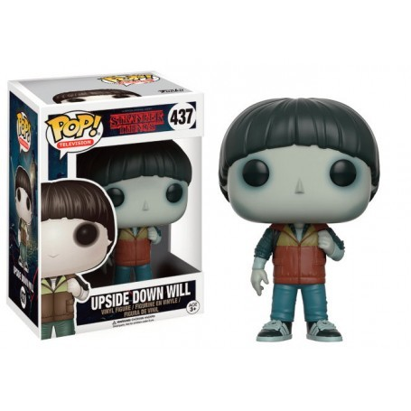 Фигурка Funko POP! Vinyl: Stranger Things: Will Upside Down (Exc) 13326