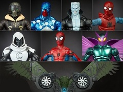 Марвел Легенд фигурки Человек паук серия 06