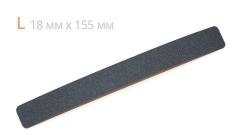 Сменные файлы 155*18 мм для основы L - 100 грит (50 штук)