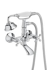 Смеситель для ванны с душевым набором Roca Сarmen 75A014BC00 фото