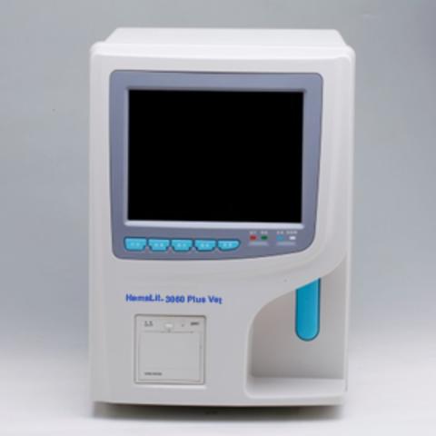 Автоматический  ветеринарный анализатор Гемалайт-Hemalit 3060 (URIT Medical Electronic Group Co., Ltd, Китай)