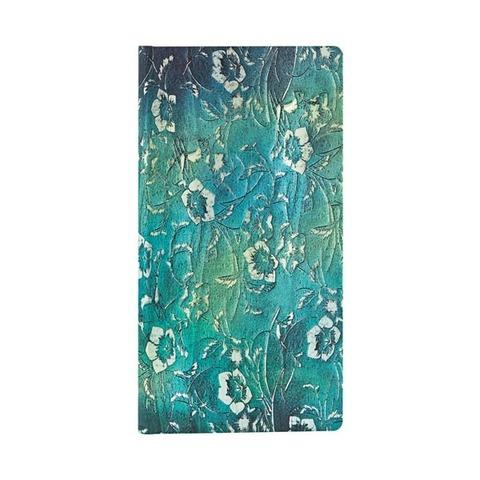 Katagami Florals / Kuro / Slim / Lined