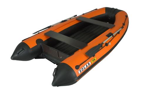 Лодка надувная моторная SOLAR 350 ОПТИМА