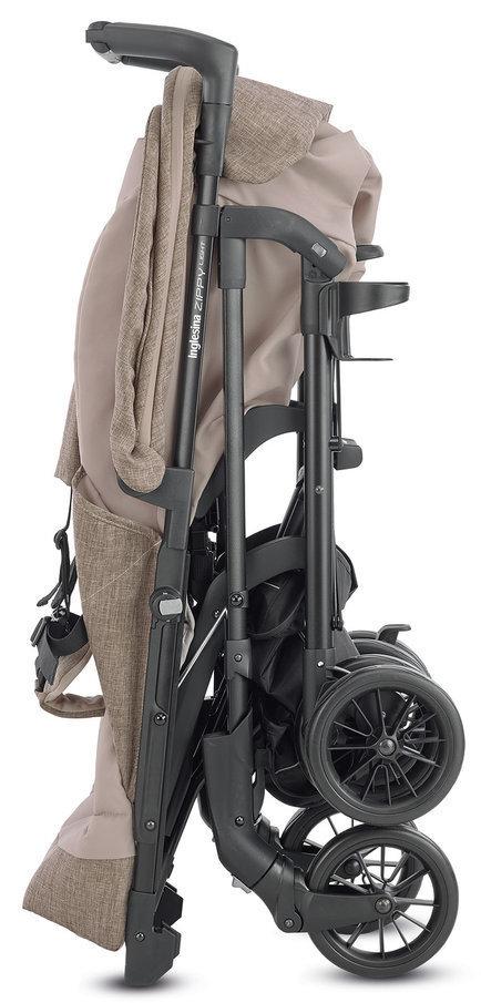 Прогулочная коляска Zippy Light, цвет BRICK RED