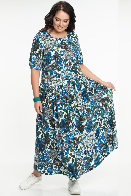 4864  Платье