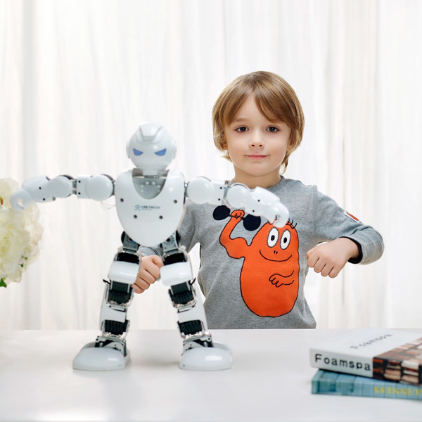 Робот интерактивный  UBTECH Alpha 1 Pro