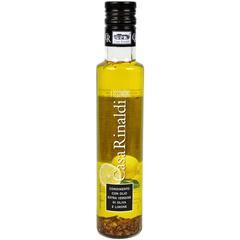 Масло Casa Rinaldi оливковое Extra Vergine с лимоном 250мл