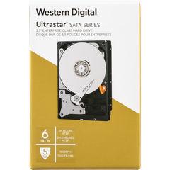 Диск Western Digital 6TB Ultrastar 7200 rpm SATA 3.5