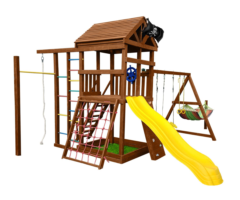 От 50.000 до 100.000 руб Детская игровая площадка «КАРИБЫ» карибы-1.jpg