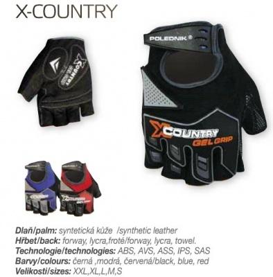 Перчатки Polednik X-COUNTRY  NEW, XL