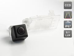 Камера заднего вида для Volkswagen Golf VI PLUS Avis AVS326CPR (#102)