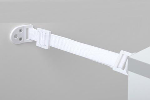Высокопрочная лента - фиксатор для мебели