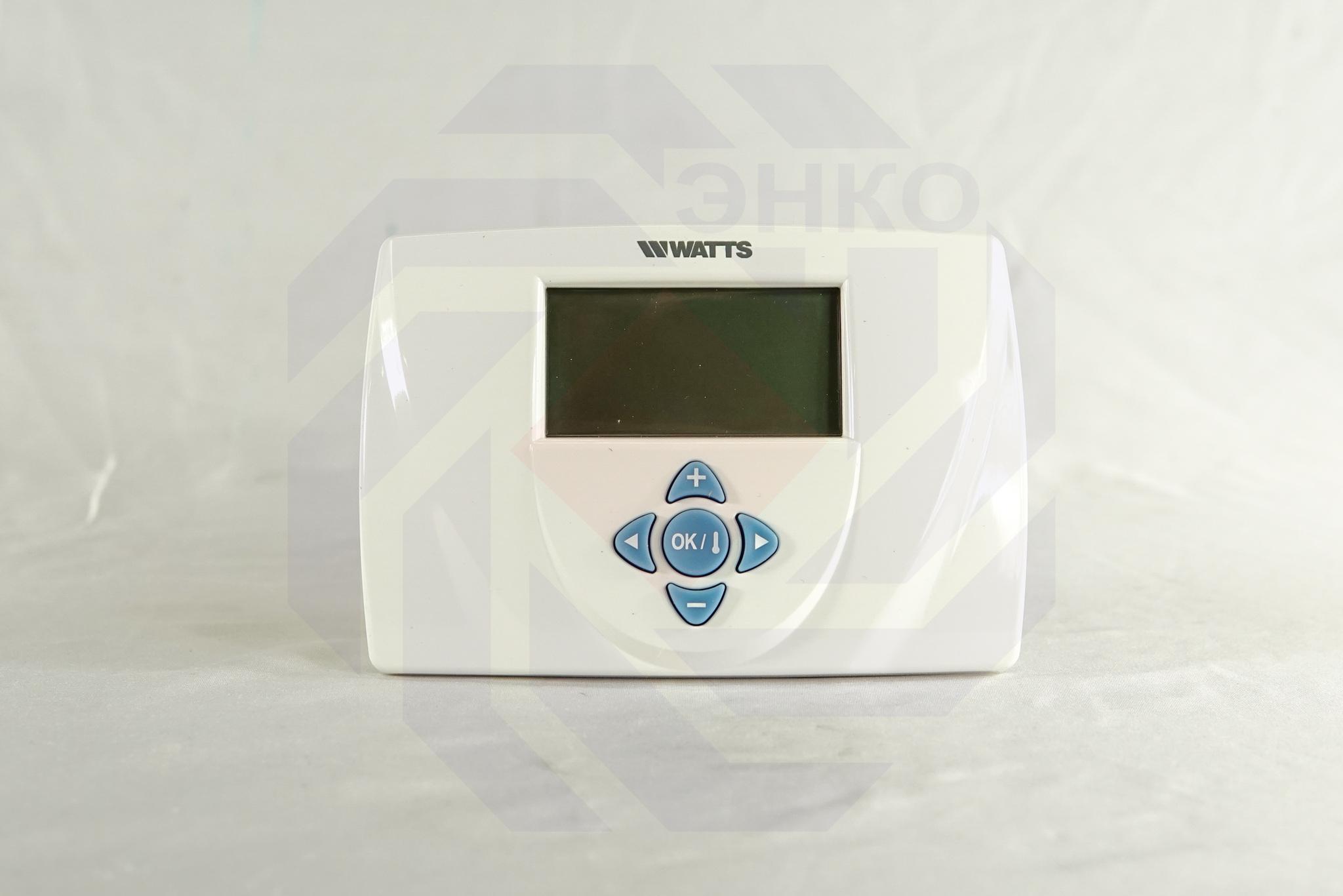 Термостат комнатный WATTS MILUX2 WEEKLY