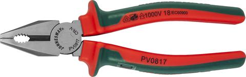 PV0817 Пассатижи диэлектрические, 180 мм