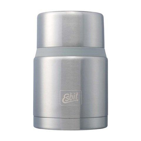 Термос для еды Esbit FJSP (0,75 литра) с ложкой, стальной