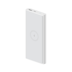 Внешний аккумулятор Xiaomi Mi Wireless Essential 10000mAh белый