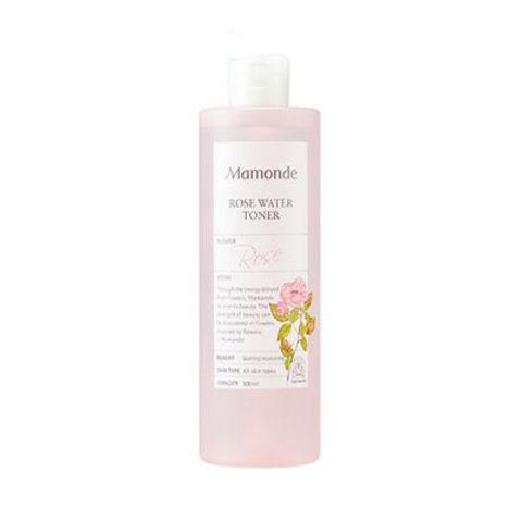 Mamonde Тонер с розовой водой Rose Water Toner, 250ml