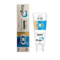Зубная паста Gotaiyo отбеливающая для чувствительных зубов и десен 150 гр