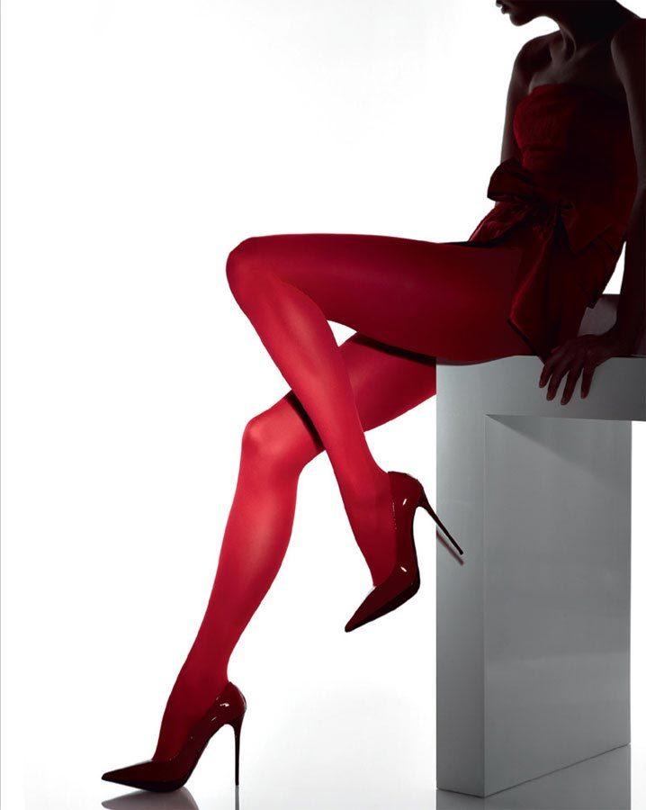 Intreccio FATA colorata 80 колготки женские