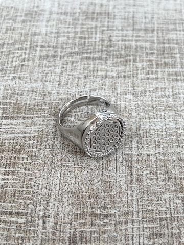 Кольцо Раджи, серебро