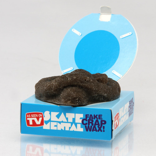 Парафин для скейта SKATE MENTAL Fake Crap Wax