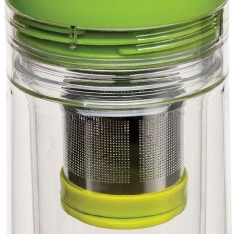Бутылка для заваривания Aladdin Tea Infuser (0,35 литра), зеленая