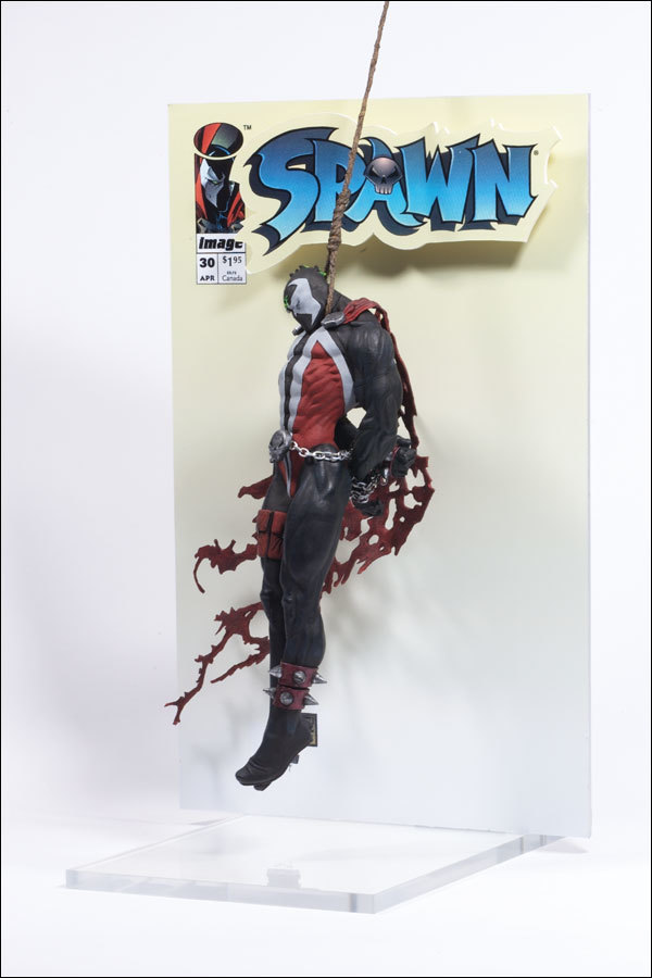 Spawn (Issue 30 Cover Art) Collectors Club Exclusive