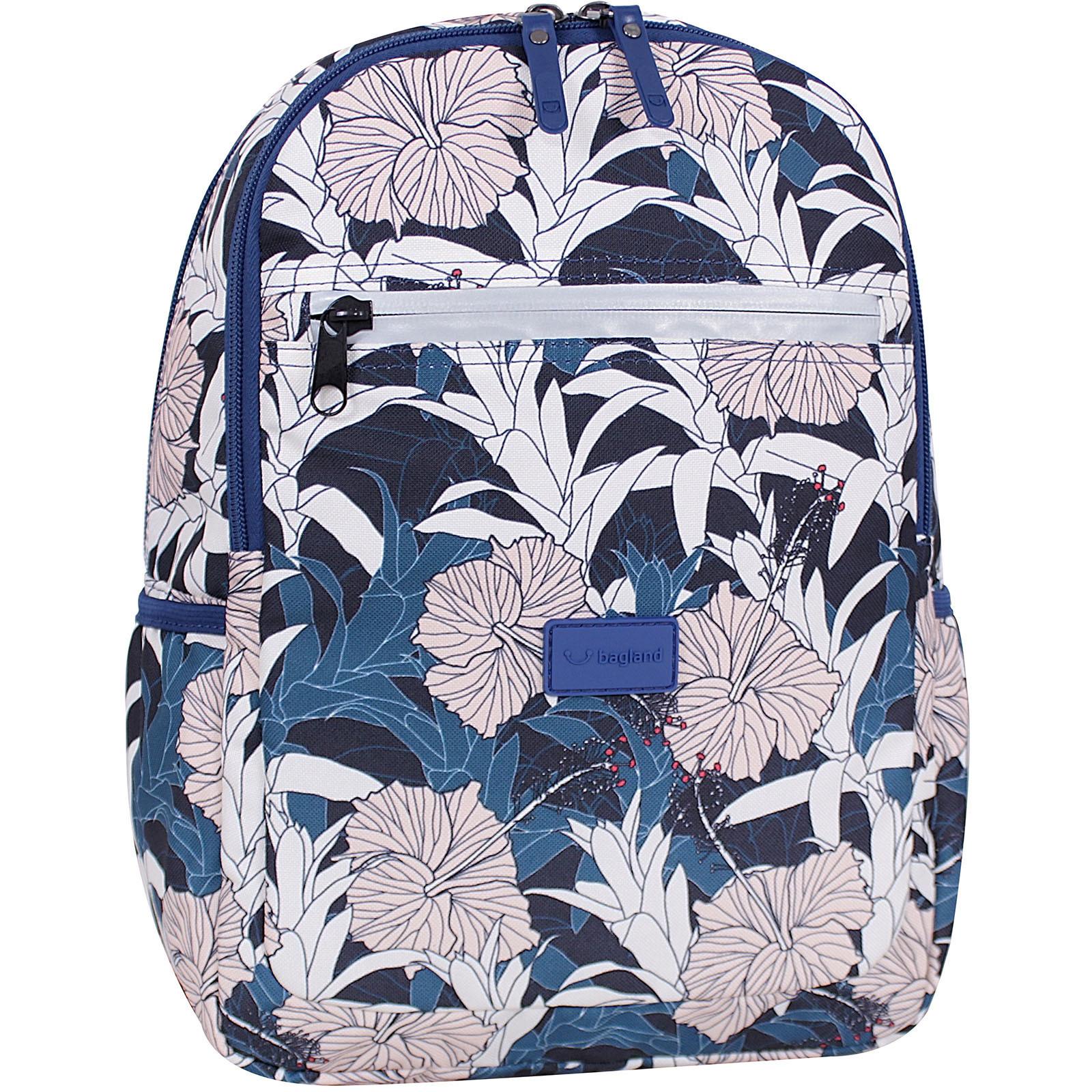 Молодежные рюкзаки Рюкзак Bagland Young 13 л. сублімація 766 (00510664) IMG_1630суб.766.JPG