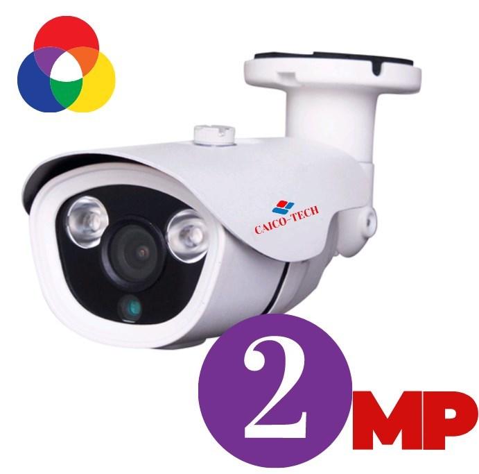 Уличная светочувствительная камера наблюдения STARLIGHT CMOS Sony IMX 291 2MP CAICO TECH FY-6502(60MT)