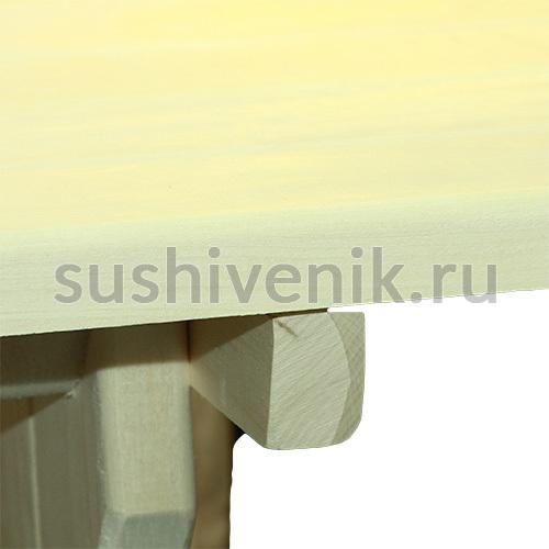 Стол 160*80 см для бани и сауны