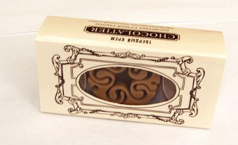 Твердый крем Шоколатье
