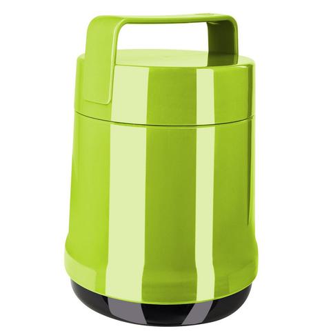 Термос для еды Emsa Rocket (1 литр) 2 контейнера, зеленый