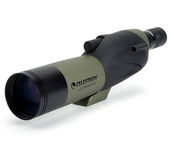 Труба Celestron Ultima 65 Straight с прямой оптической осью