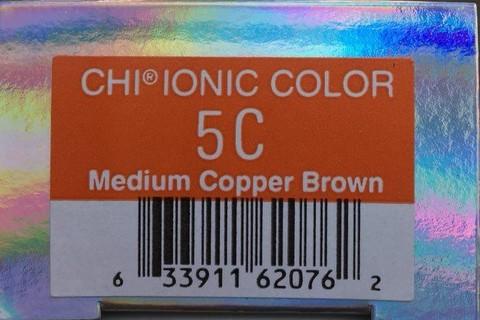 Крем-краска CHI Ионик 5 C  85 гр