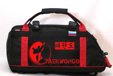 "Сумка-рюкзак ""Тхэквондо"""